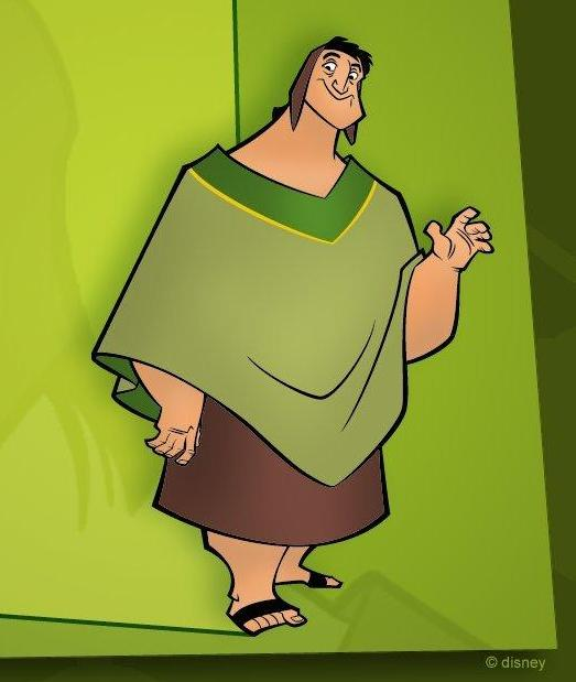 Le Follie dell Imperatore (Emperor New Groove) - Pacha