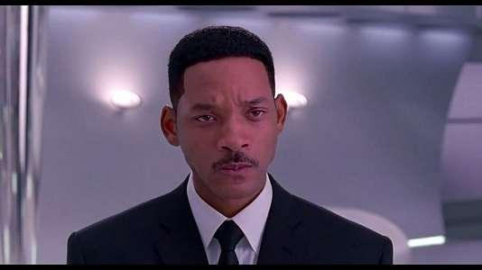MIB3 - MIIIB = Men in Black 3 - Mr Smith