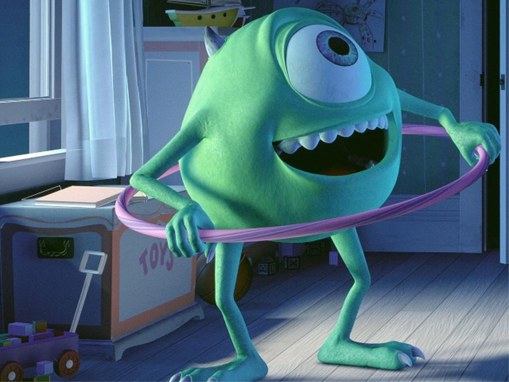 Monsters inc - Mike