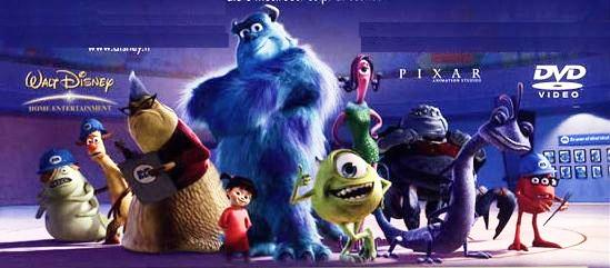 Monsters inc. - Monsters & Co. (2001)