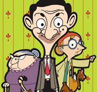 Cat Cartoni Mr Bean