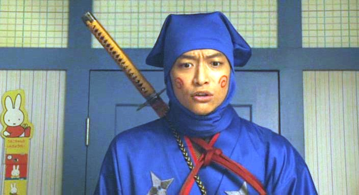 Nin x Nin - Ninja Hattori kun - Live Action Movie