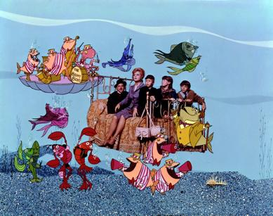 Pomi d'Ottone e Manici di Scopa - Bedknobs and Broomsticks