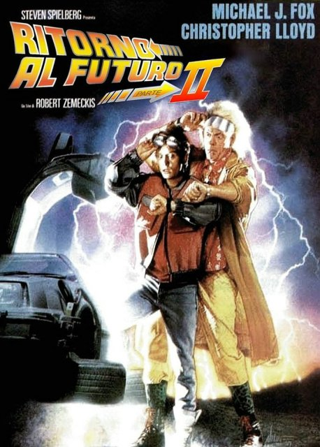 Trilogia - Back to the Future Saga Ritorno al Futuro