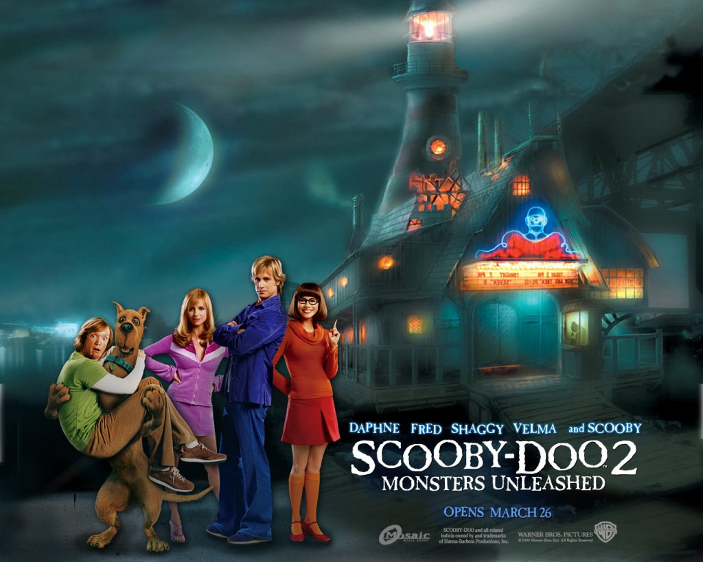 Scooby Doo 2 - Mostri Scatenati - Monsters Unleashed