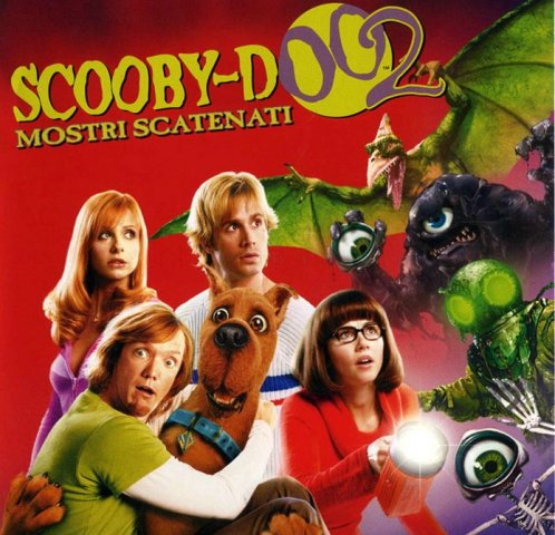 Scooby Doo 2 - Mostri Scatenati - Monters Unleashed