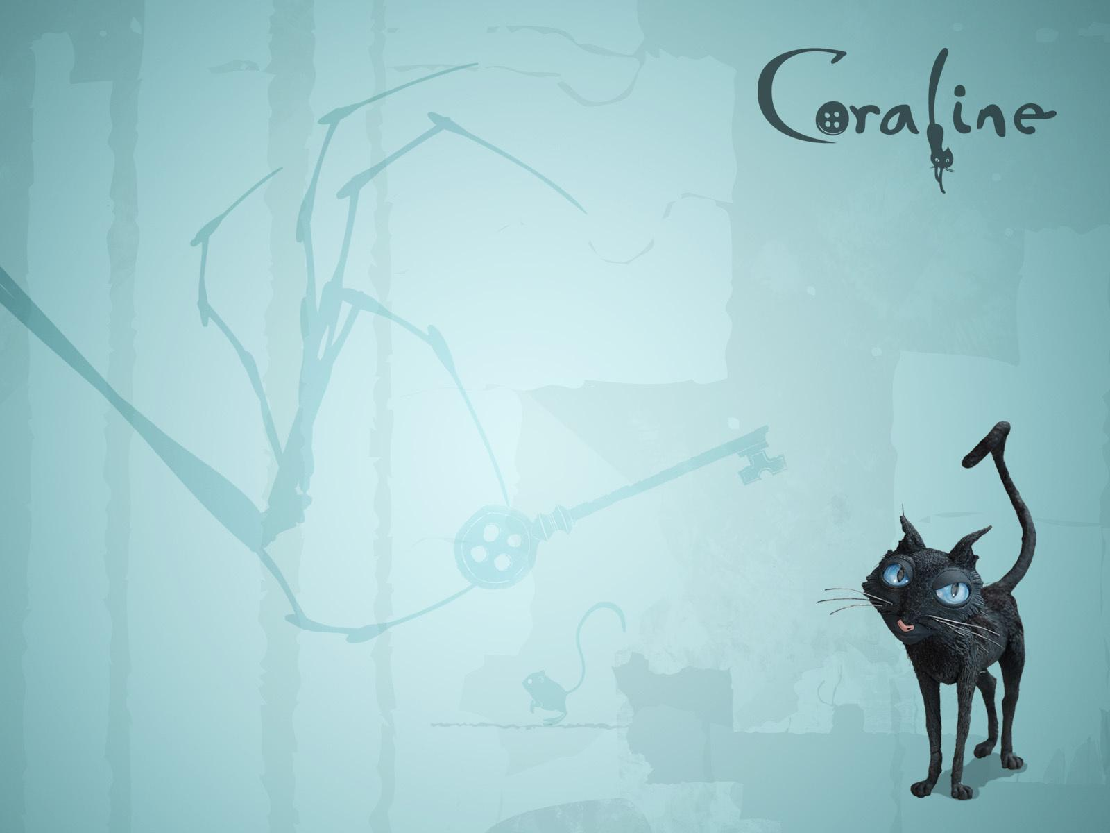 Coraline - gatto - cat