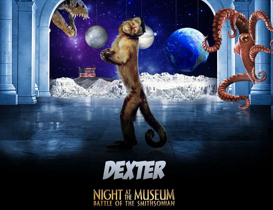 Una Notte al Museo 2 - Night at the Museum 2 - Smithsonian - Dexter