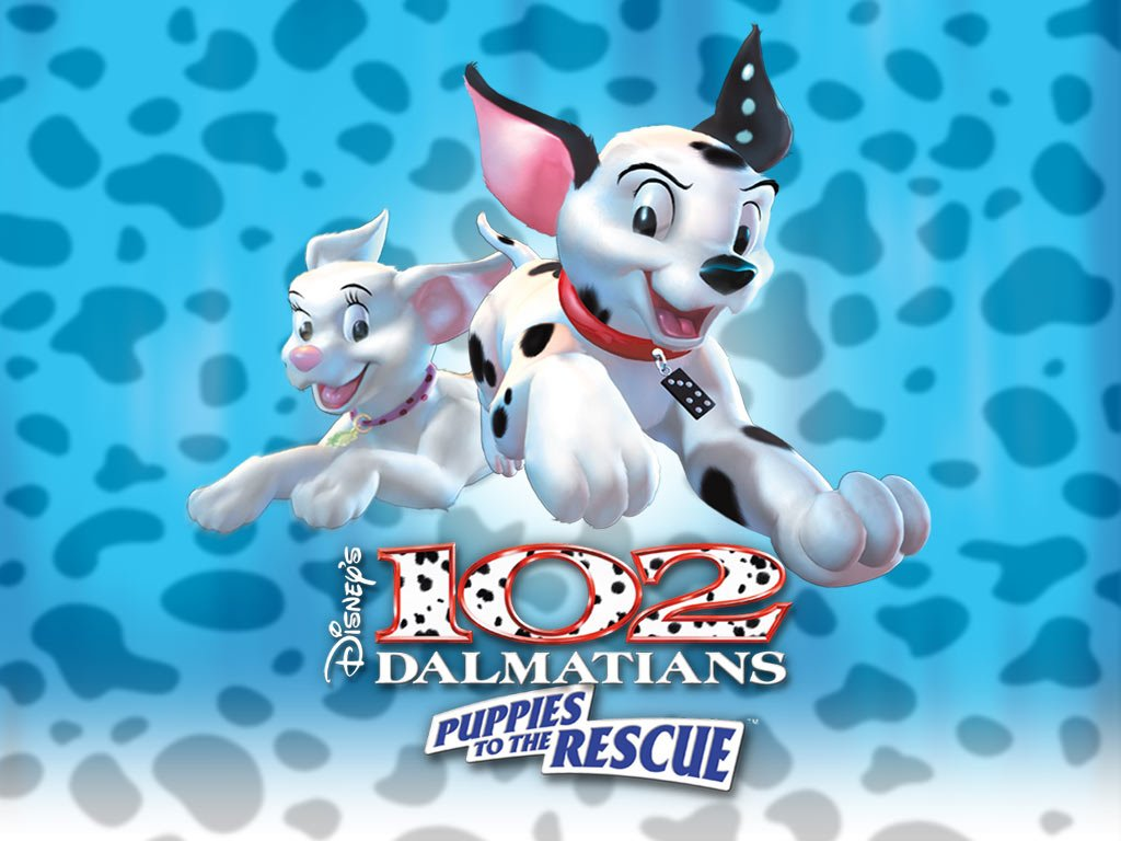 102 Dalmatians Puppies to the Rescue - Cuccioli alla Riscossa (2000)