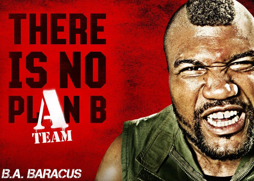 A Team the Movie - B.A. Baracus