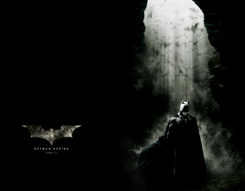 Batman begins - cave