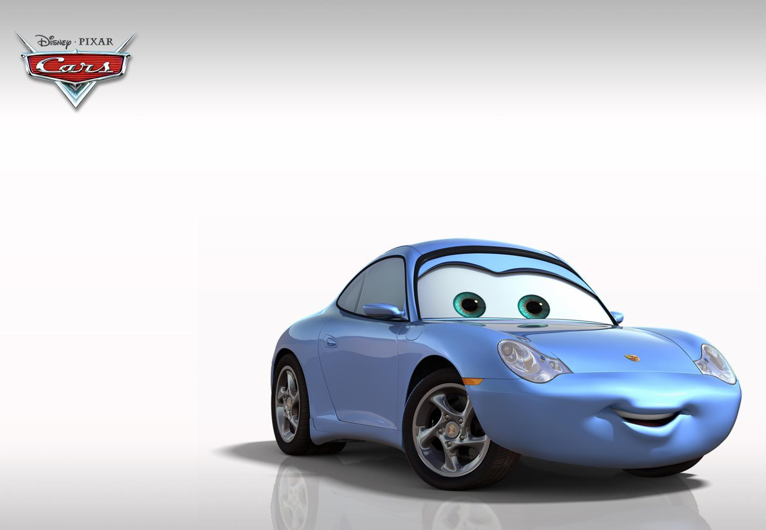Cars - Sally Carrera