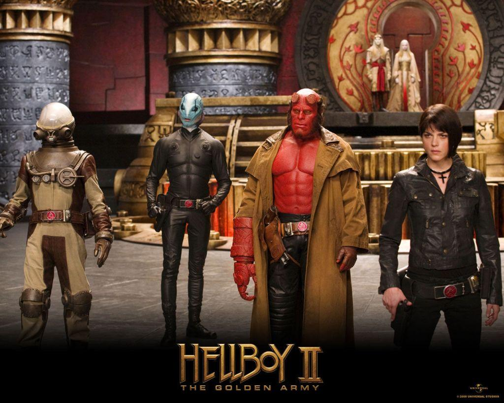 Hellboy 2 - Golden Army