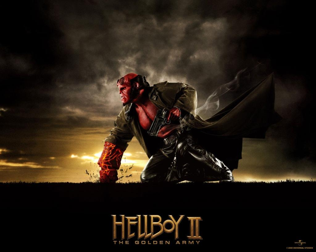 Hellboy 2 - Golden Army - live action film