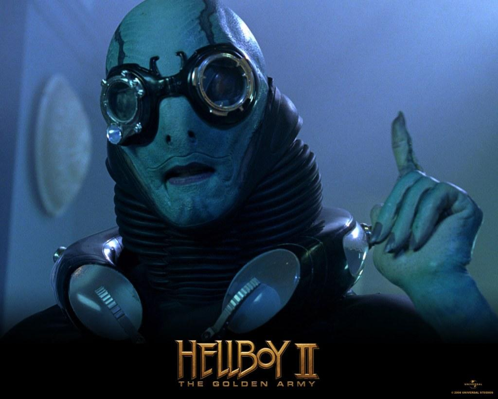 Hellboy 2 - Golden Army - Abe Sapien