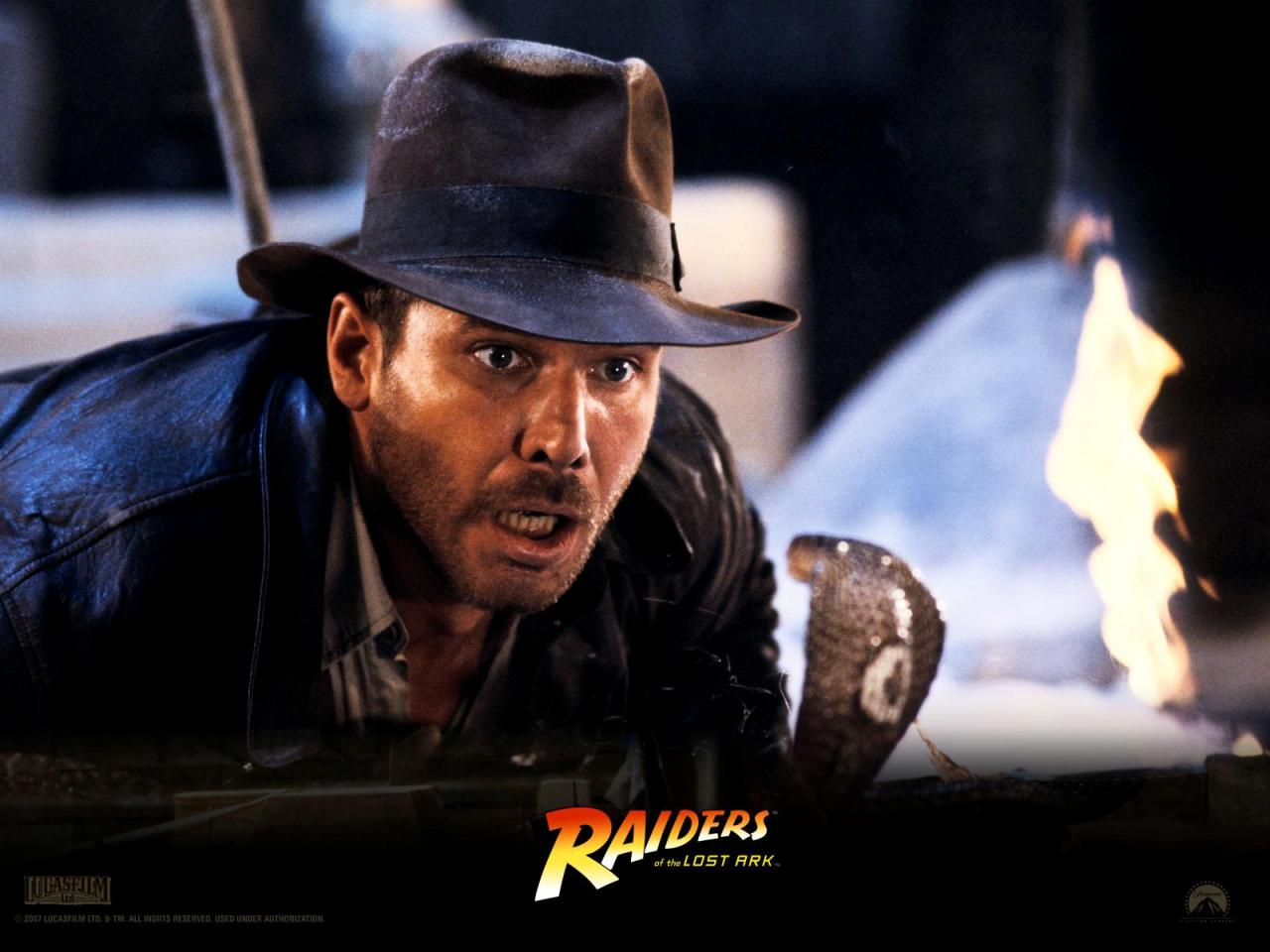 Indiana Jones 1 - I Predatori dell'Arca Perduta - Lost Ark
