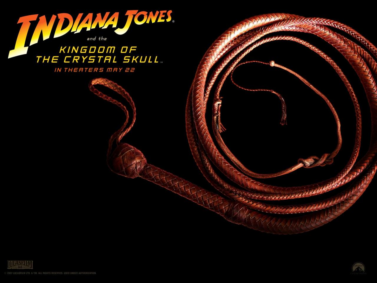 Indiana Jones 4 - Il Regno del Teschio di Cristallo - Kingdom of the Crystal Skull - Lazzo