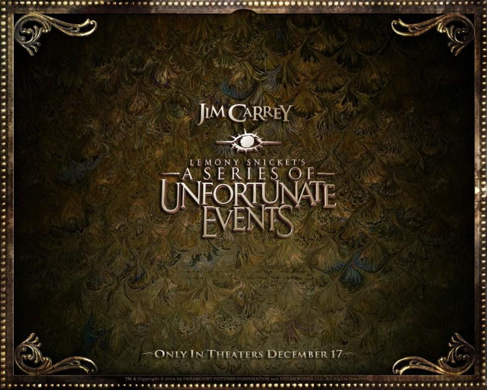 Lemony Snicket e una serie di sfortunati eventi - Lemony Snicket a serie of unfortunate events