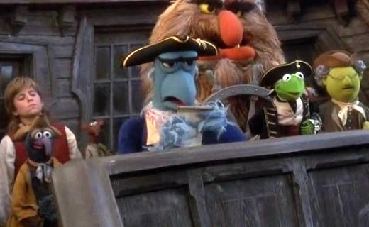 Muppets - I Muppets nell'Isola del Tesoro