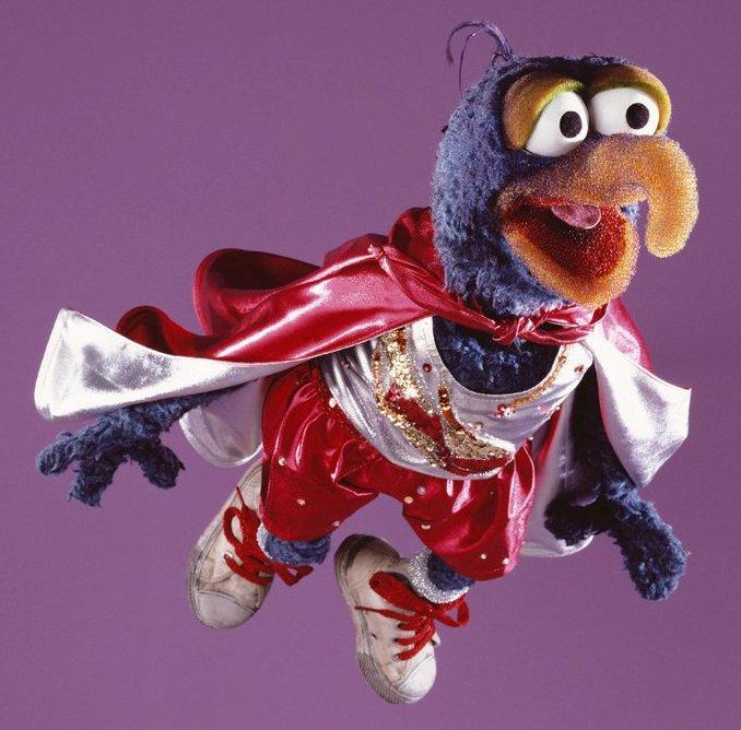 Muppets from Space - Gonzo