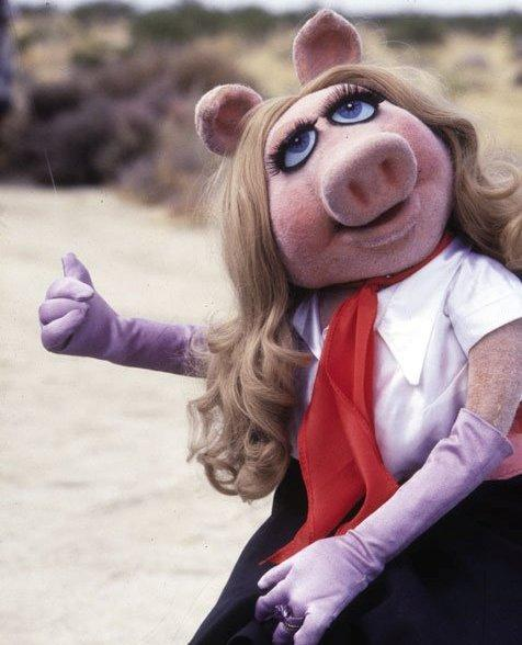 Muppets - Giallo in Casa Muppets - Piggy