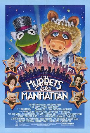 Muppets a Manhattan - Muppets take Manhattan
