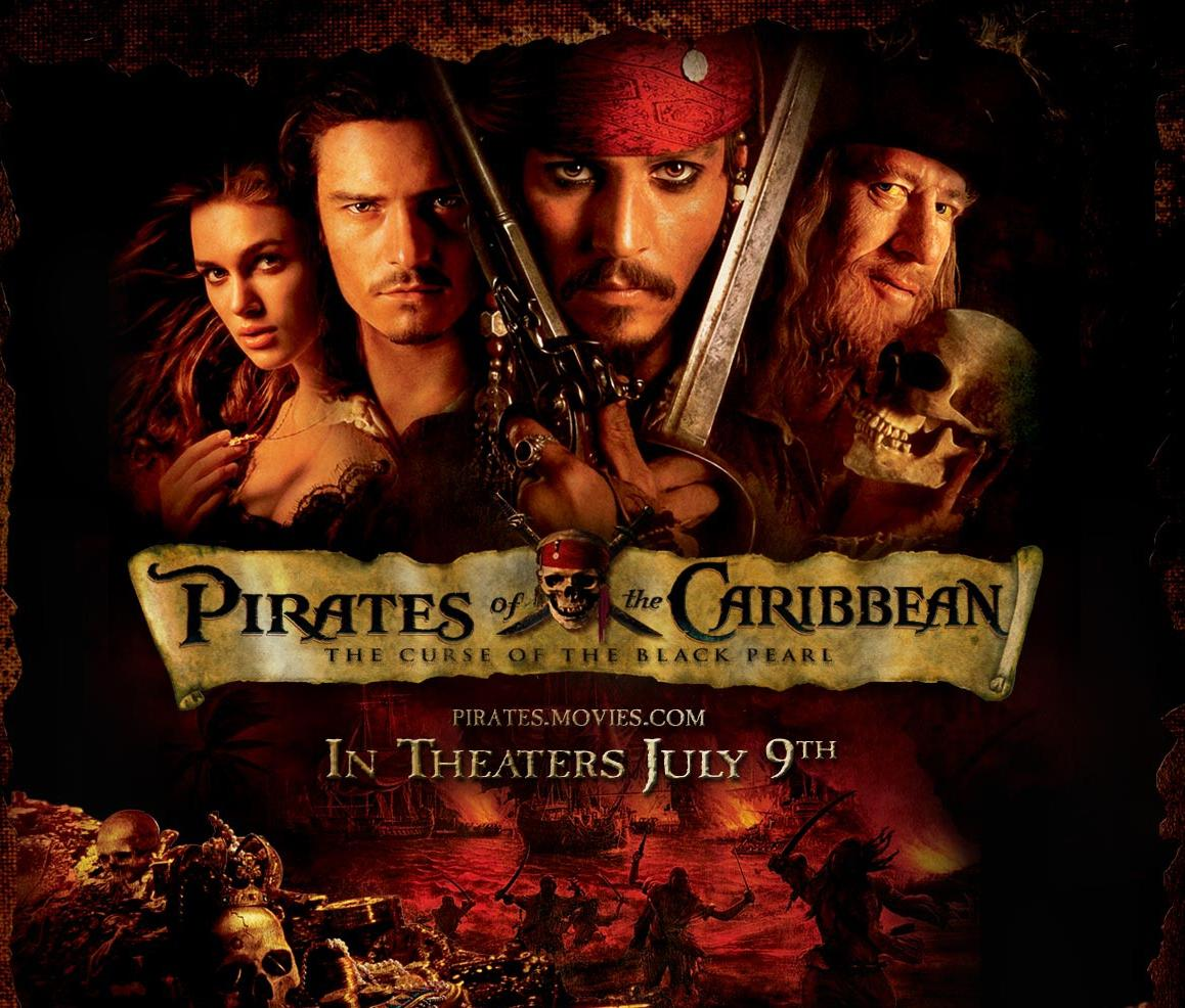Pirati Dei Caraibi 1 Pirati Dei Caraibi la