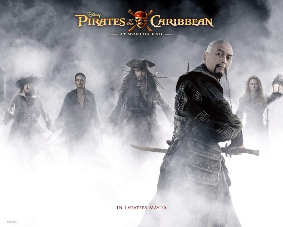 Pirati dei Caraibi 3 - Ai Confini del Mondo - Pirates of the Caribbean: At World's End