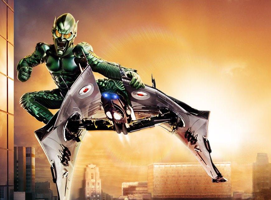 Green Goblin ... Folletto Verde ...