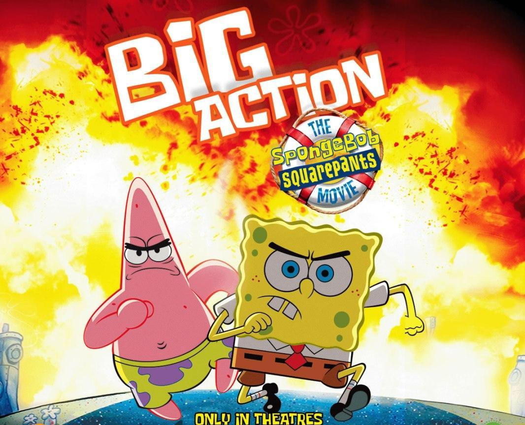 Spongebob il Film (Big Action)
