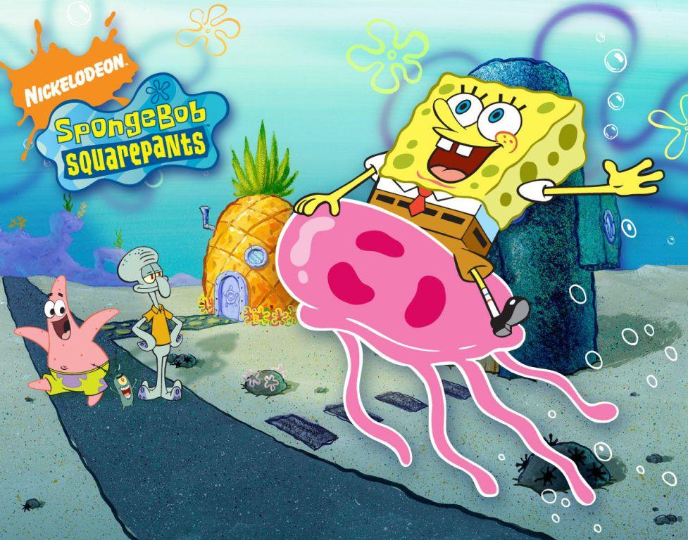 Spongebob il Film (Big Action) - Meduse