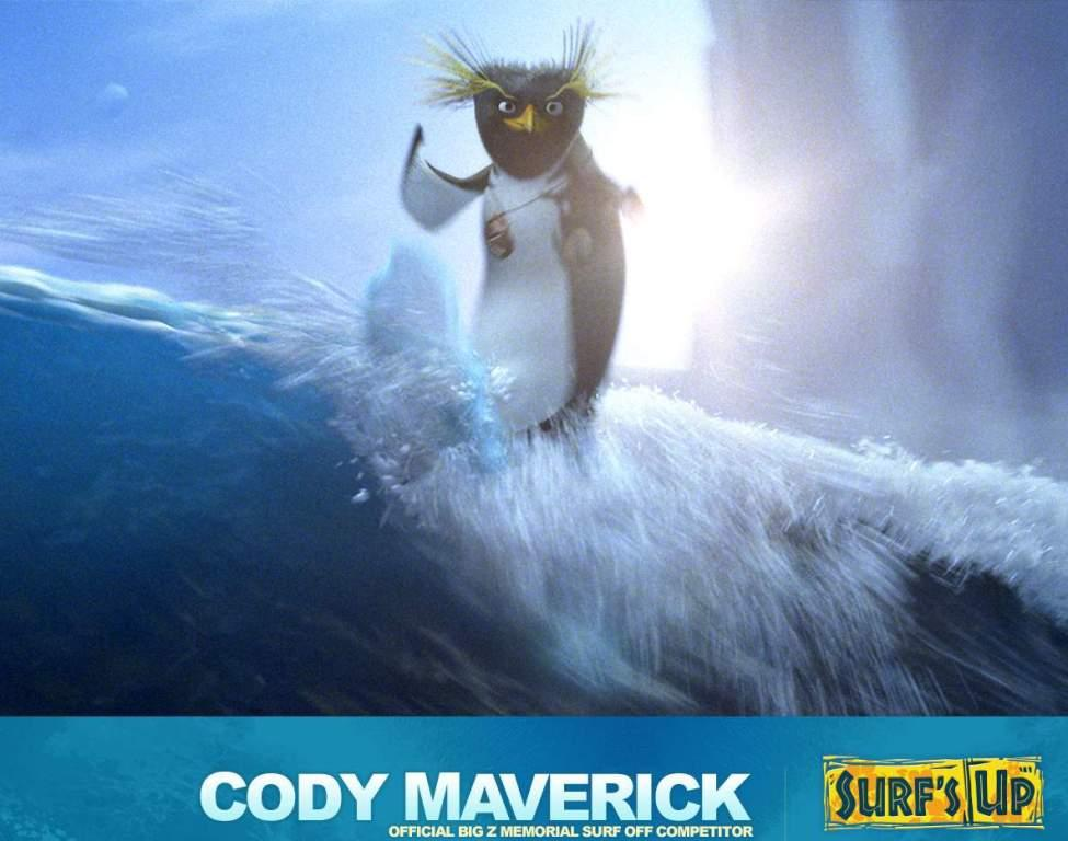 Surf Up - Cody Maverick official big Z Memorial Surf off competitor