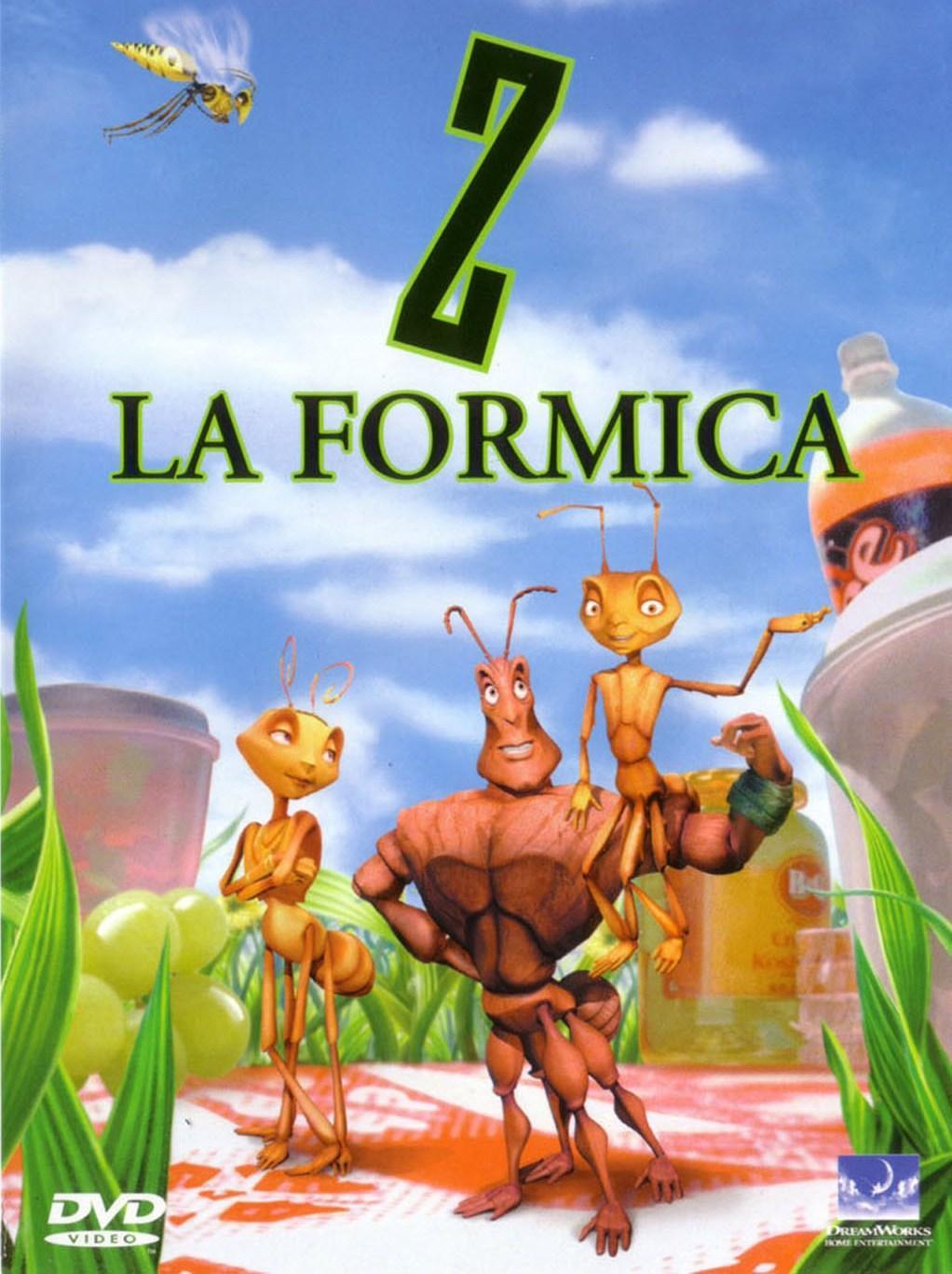 Cat film zeta la formica antz