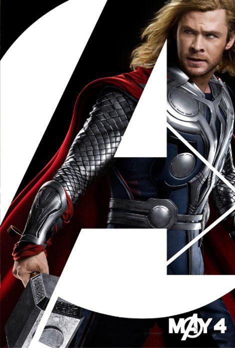 Avengers - Vendicatori - Thor