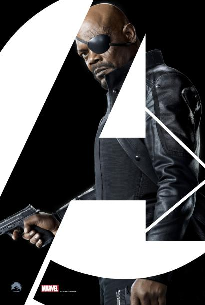 Avengers - Vendicatori - Nick Fury