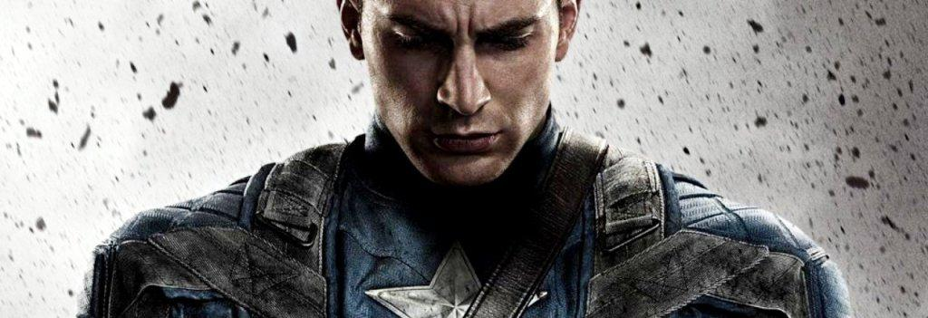 Capitan America - Captain America the first Avenger