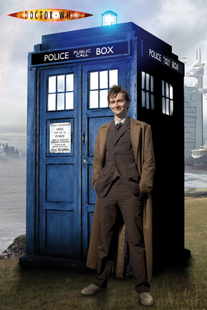 Doctor Who ed il TARDIS