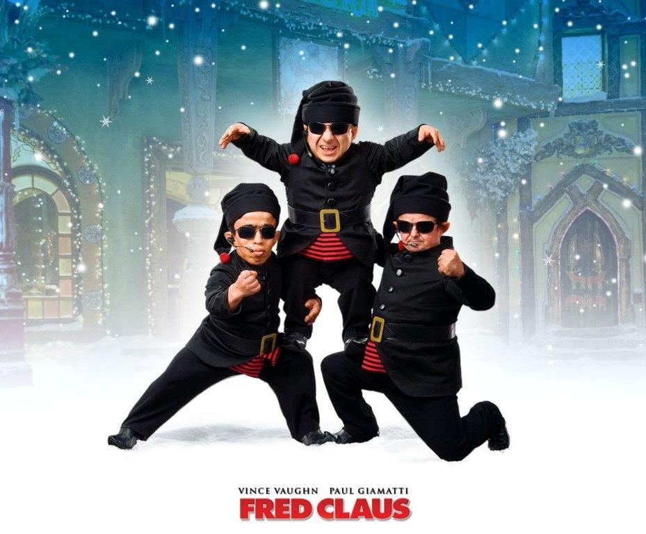 Fred Claus - Un Fratello sotto l'Albero ... il Fratello di Babbo Natale - Santa's Brother ... Film di Natale - Xmas's Movie !...