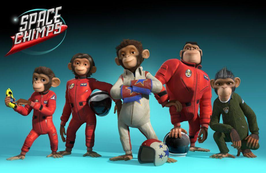 Space Chimps 2 - Ritorno di Zartog  - Space Chimps 2 - Zartog strike back