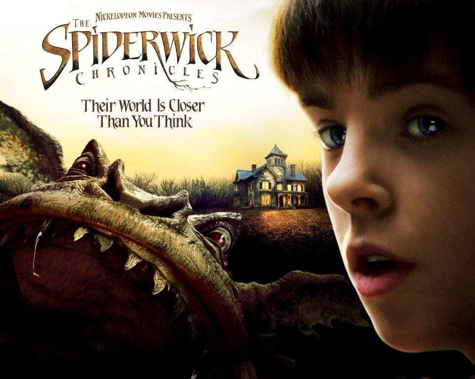 Spiderwick le Cronache - Spiderwick Chronicles - Nickelodeon Movie Present