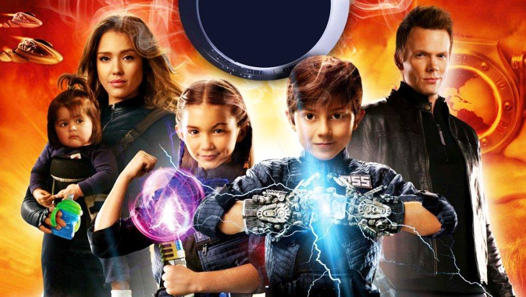 Spy Kids 4 (all the Time in the World)