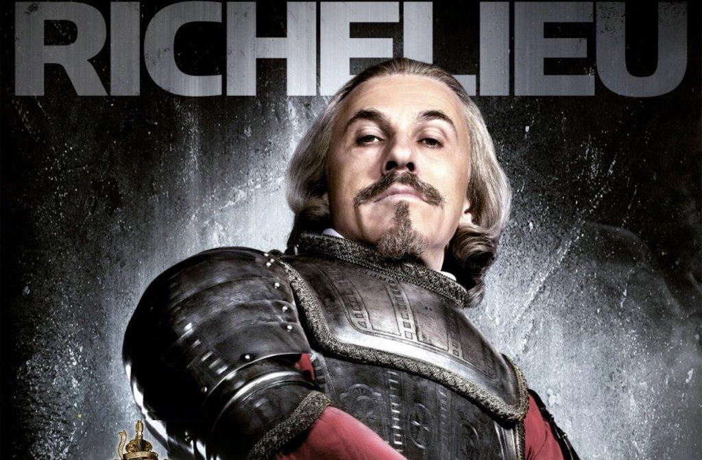 Richelieu - Tre Moschettieri - Three Musketeers - Los Tres Mosqueteros - Trois Mousquetaires - Drei Musketiere - 三銃士 - Три мушкетера