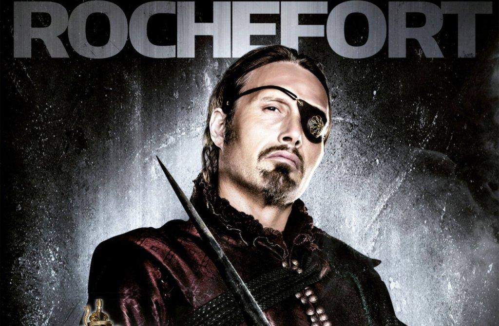 Rochefort - Tre Moschettieri - Three Musketeers - Los Tres Mosqueteros - Trois Mousquetaires - Drei Musketiere - 三銃士 - Три мушкетера