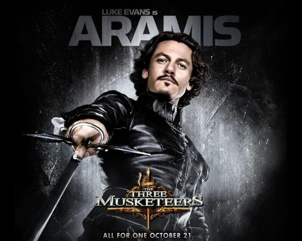 Aramis - Tre Moschettieri - Three Musketeers - Los Tres Mosqueteros - Trois Mousquetaires - Drei Musketiere - 三銃士 - Три мушкетера