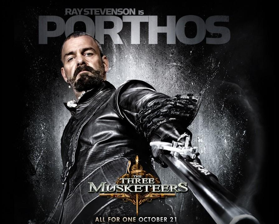 Porthos - Portos - Tre Moschettieri - Three Musketeers - Los Tres Mosqueteros - Trois Mousquetaires - Drei Musketiere - 三銃士 - Три мушкетера