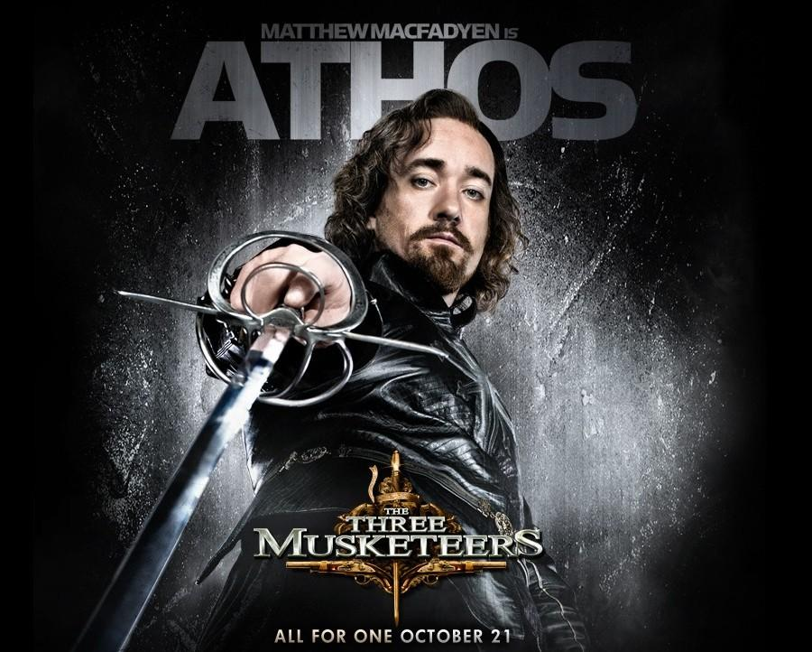 Athos - Atos - Tre Moschettieri - Three Musketeers - Los Tres Mosqueteros - Trois Mousquetaires - Drei Musketiere - 三銃士 - Три мушкетера