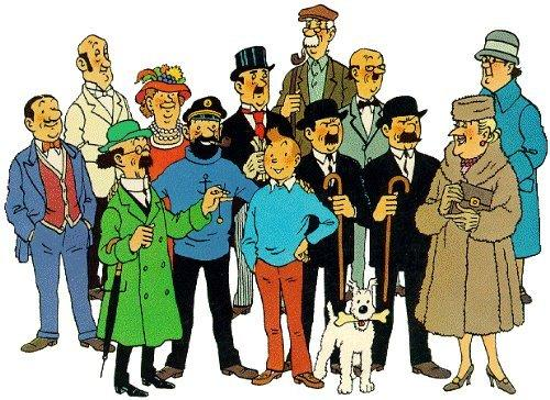Le Avventure di Tintin - The Adventures of Tintin - The Secret of the Unicorn - Spielberg