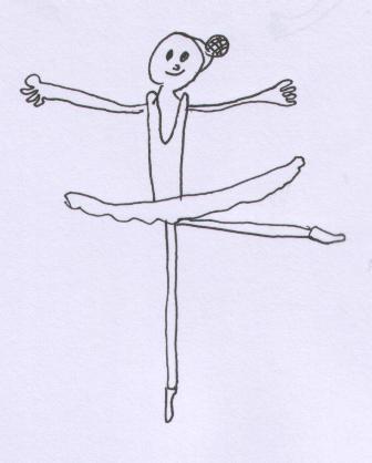 Disegni Ballerine Danza Classica Colorare Imagixs Ajilbabcom Portal ...