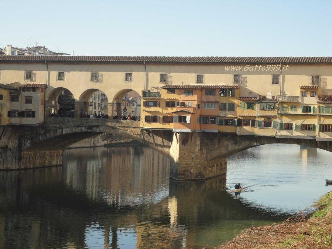 Firenze - Ponte Vecchio - Old Bridge