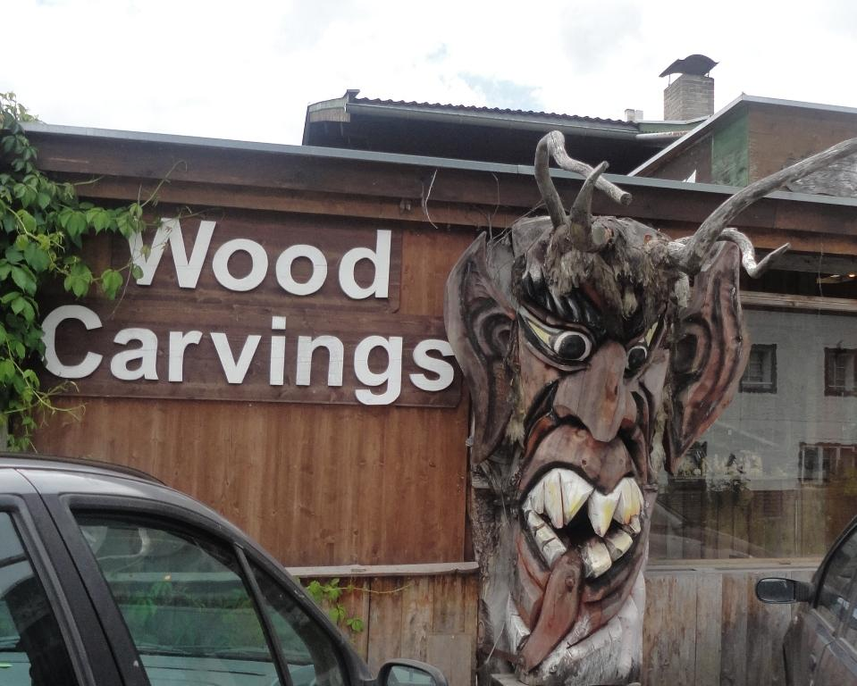 Arte Legno - Wood Carvings